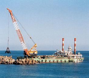 宮崎港湾環境整備事業
