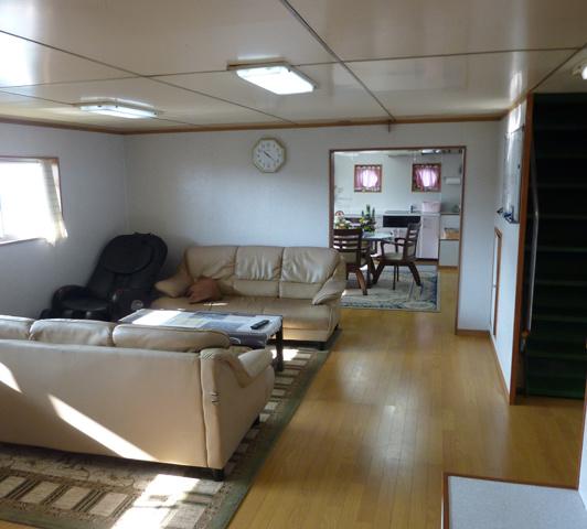 第十八善徳丸-船内写真1