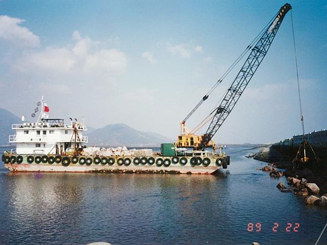 熊本廃棄物処理埋立工事